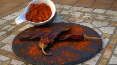 ¿Cómo se elabora? - Croquetas, frutas confitadas y tortitas de maíz mexicanas