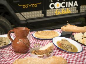 Canal Cocina en ruta - Aranjuez y Toledo