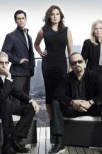 Ley y orden: unidad de víctimas especiales - Vigilia en Manhattan