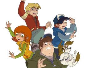 4 amigos y medio - Episodio 5