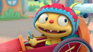 Henry, el monstruo feliz - Rato a lo Henry