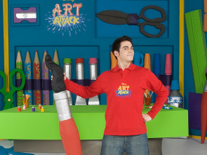 Art Attack - Juego De Aros