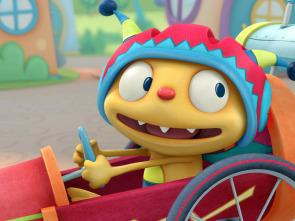Henry, el monstruo feliz - Tejebot
