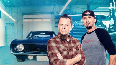 Chapa y pintura - El color del GTO del 67