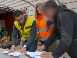 Control de fronteras: España - Episodio 20