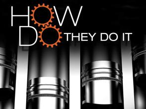 ¿Cómo lo hacen? - Traje espacial / Motores de diesel / Rótulos de neón