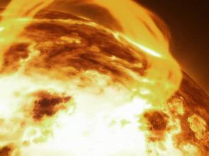 La historia del Universo - Viaje al centro del sol