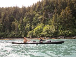 Alaska, última frontera - El día en que el rancho casi quedó destruido