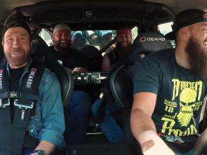 Diesel brothers - Fracaso en el lanzamiento