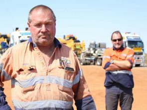 Camioneros de Australia - Episodio 3