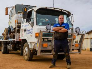 Camioneros de Australia - Episodio 11