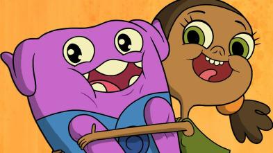 Home: Las aventuras de Tip y Oh - Es un secreto/La reina de los muslos