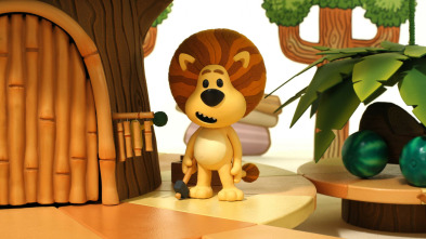 Raa Raa, el león ruidoso - El regalo perfecto