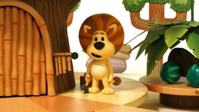 Raa Raa, el león ruidoso - Vamos de pesca