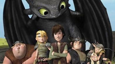 Dragones: Los Defensores de Mema - Humo en los ojos (como