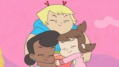 ¡Chicas Harvey forever! - El tesoro de Sierra Harvey / Un día con las crías
