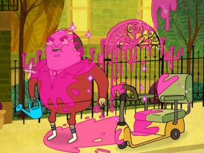 Home: Las aventuras de Tip y Oh - La cúpula de la ira/Traseros gemelos