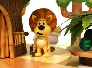 Raa Raa, el león ruidoso - Atrapa la página
