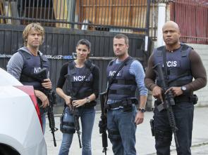 NCIS: Los Ángeles - Azufre