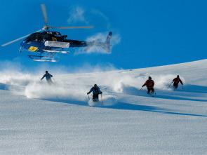 Los Pirineos desde el aire