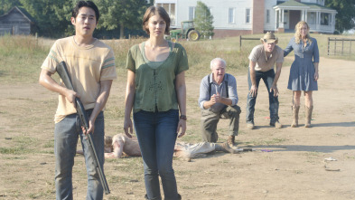 The Walking Dead - Rosa Cherokee
