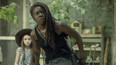 The Walking Dead - Día de entrenamiento