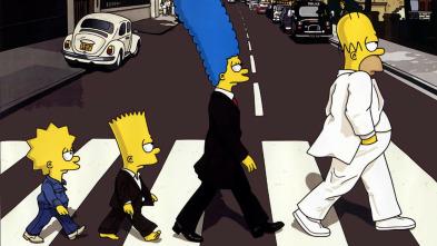 Los Simpson - El misterioso viaje de Homer