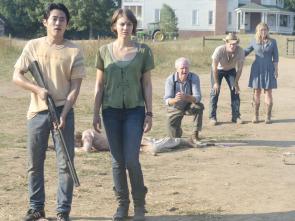 The Walking Dead - Juez, jurado, verdugo