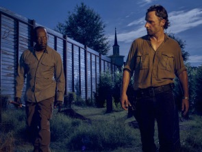 The Walking Dead - Siempre responsable