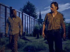 The Walking Dead - Ojo Avizor