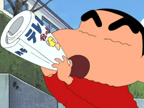 Shin Chan - Mamá se preocupa por su salud / Jugamos a las cartas / Nos bebemos 10 paquetes de leche