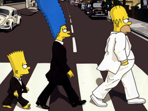 Los Simpson - Quema, bebé Burns