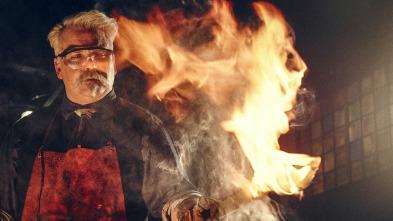 Forjado a fuego - Edición lucha libre