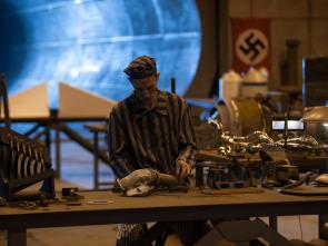 Nazi Megaestructuras - Las bases del misil V2