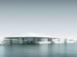 Superestructuras: Louvre de Abu Dhabi