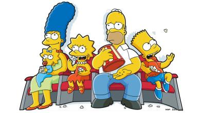 Los Simpson - Los mafiosos