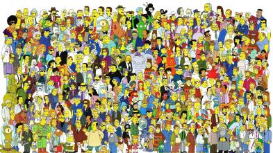 Los Simpson - El espía que me enseñó