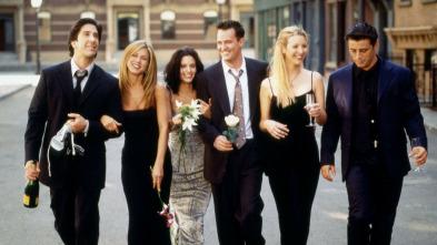 Friends - El de la foto de compromiso