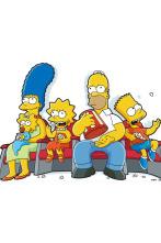 Los Simpson - El azul y el gris