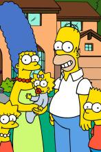 Los Simpson - El soplón vive arriba