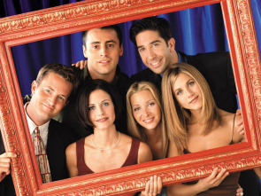 Friends - El del accidental beso de Rachel
