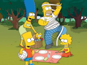 Los Simpson - La casa árbol del terror XXV
