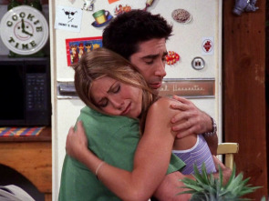 Friends - El de la negativa de Ross