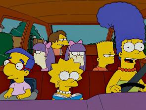 Los Simpson - La casa-árbol del terror XVII