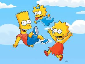 Los Simpson - Mili, el huerfanito