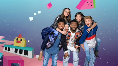 Game Shakers - Trip roba el Jet