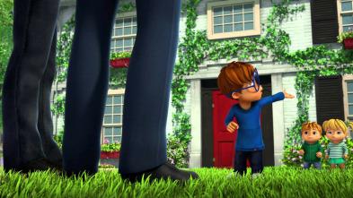ALVINNN!!! y las Ardillas (single story) - Casa de chicos