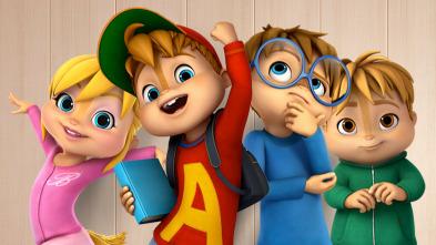 ALVINNN!!! y las Ardillas - Doctor sueño / Davey el niño