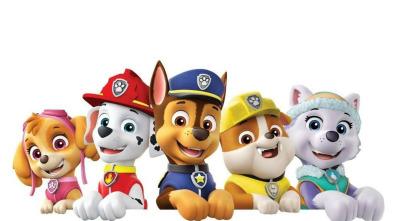La patrulla canina Single Story - La patrulla salva a los Goodway en la nieve