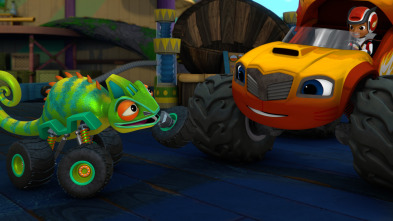 Blaze y los Monster Machines - ¡Poder de reciclaje!